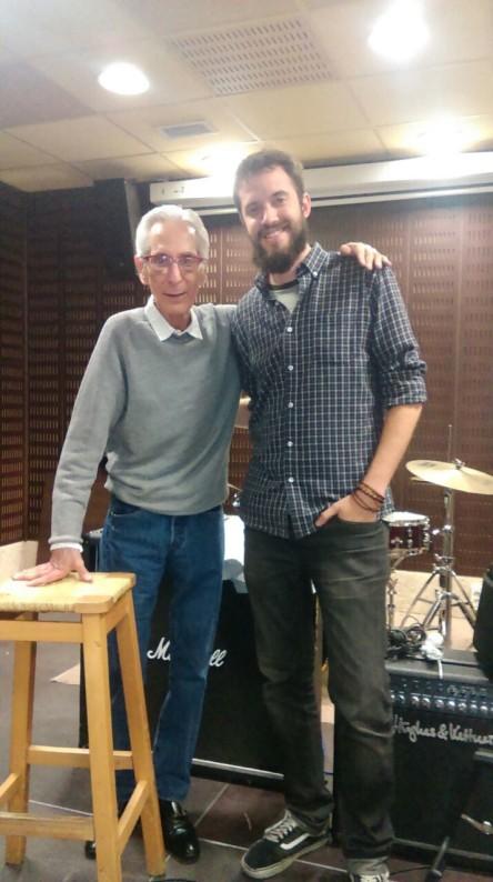 Master class con Pat Martino.
