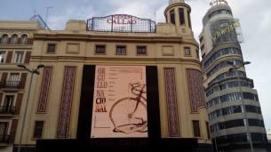 """Premiere del corto """"Orgullo Nacional"""" (Cines Callao)."""