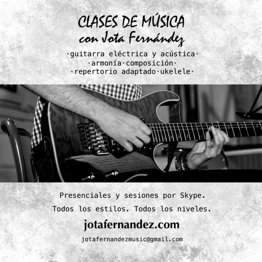 CLASES JOTA FERNANDEZ